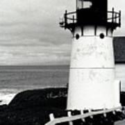 Montara Lighthouse Art Print