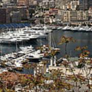 Monte Carlo 10 Art Print