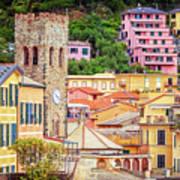 Monterosso Al Mare Cinque Terre Italy Art Print