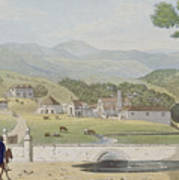 Montpelier Estates - St James Art Print by James Hakewill