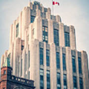 Montreal - Aldred Building Art Print