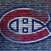 Montreal Canadiens Wall Art Print