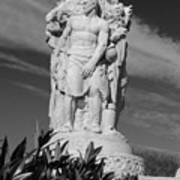 Monument Of Man Art Print