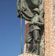 Monument Of The Republic Art Print
