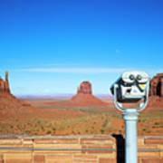 Monument Valley, Usa Art Print