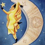 Moon Dancer Art Print