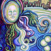 Moonfruit Art Print