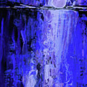 Moonlight Madness Art Print