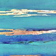 Moonlight Sea Art Print