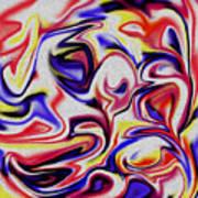 More Cresm #2 Art Print