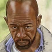 Morgan Art Print