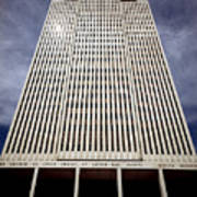 212x01-mormon World Headquarters  Art Print