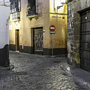 Morning In Seville Art Print