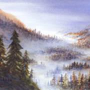 Morning Vista Art Print