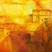 Morocco Impression Art Print