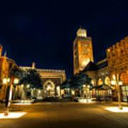 Morocco Pavilion, Epcot, Walt Disney World, Lake Buena Vista, Florida Art Print
