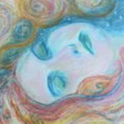 Morpheus Embrace Art Print