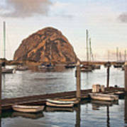 Morro Bay Small Pier Art Print