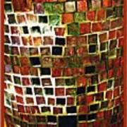 Mosaic 16 Art Print