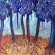 Mosaic Daydreams Art Print