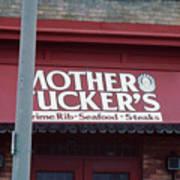 Mother Tuckers Art Print