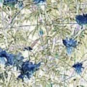 Motif Japonica No. 10 Art Print