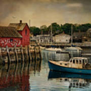 Motif Number One Art Print by Robin-Lee Vieira