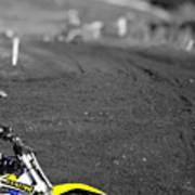 Motocross Slingshot Art Print