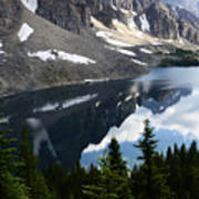 Mount Assiniboine Canada 13 Art Print