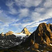 Mount Assiniboine Canada 14 Art Print