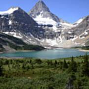 Mount Assiniboine Canada 16 Art Print