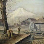 Mount Fuji - Japan Art Print