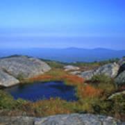 Mount Monadnock Summit Pond Art Print