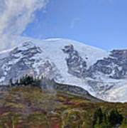 Mount Rainier 3 Art Print