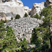 Mount Rushmore II Art Print