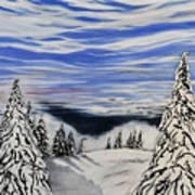 Mount Seymour Art Print