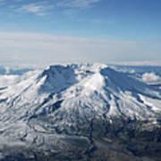 Mount St. Helens 0005 Art Print