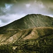 Mount Zeehan Tasmania Art Print