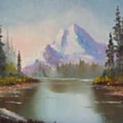 Mountaintop Art Print