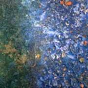 Movement Of Color Viii Art Print