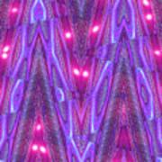 Moveonart Christmas 2009 Collection Marvelous King Art Print