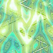 Moveonart Have A Heart Art 4 Art Print