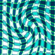 Moveonart New Patterns 3 Art Print
