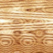 Moveonart Refining Purifying Gold Art Print