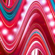 Moveonart Wave Of Enlightenment Three Art Print
