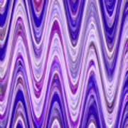 Moveonart Waves Of New Life Art Print