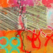 Moving Through 7 Art Print