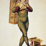 Mozart: Magic Flute, 1791 Art Print