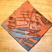 Mpeeka - Tile Art Print