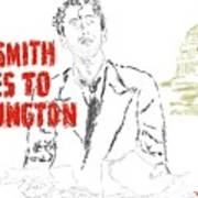 Mr Smith Goes To Washington  Art Print